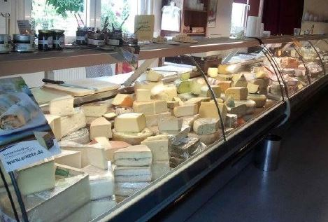 Käsegroßhandel