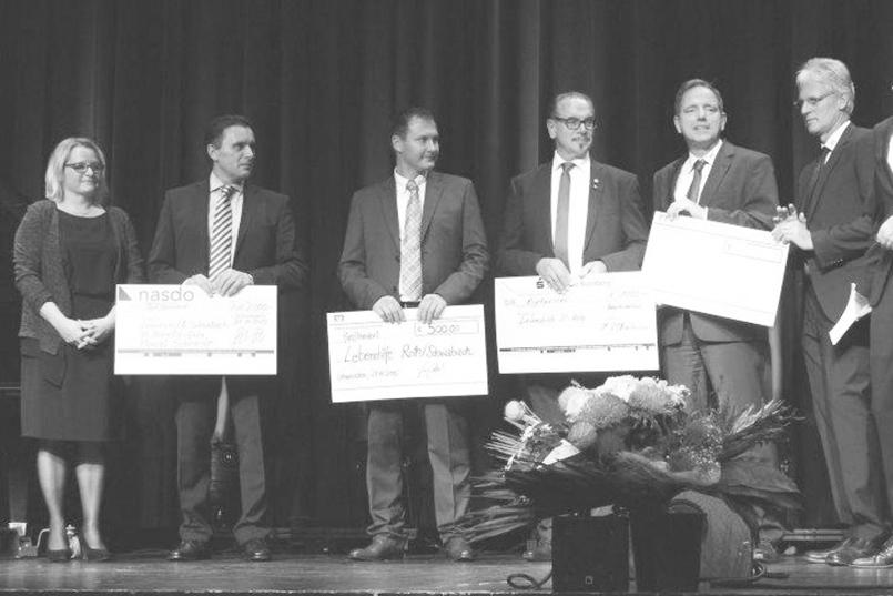 nasdo AG - Spende an die Lebenshilfe Schwabach-Roth
